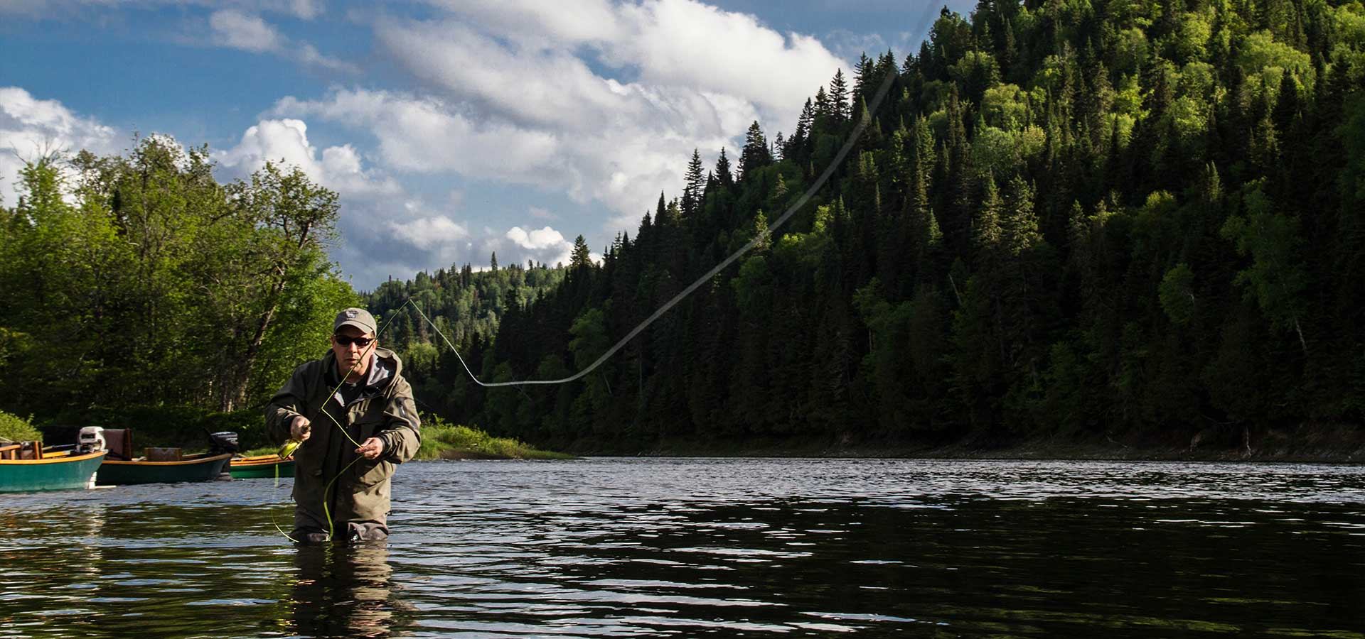 New brunswick canada fly fishing the new fly fisher for Best trout fishing in new hampshire