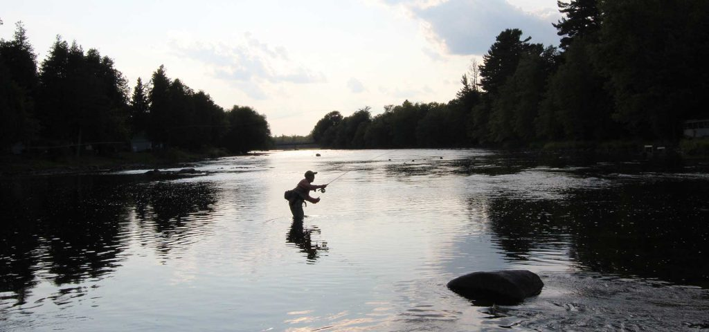 Fly fishing destinations across the amercias the new fly for Best trout fishing in new hampshire