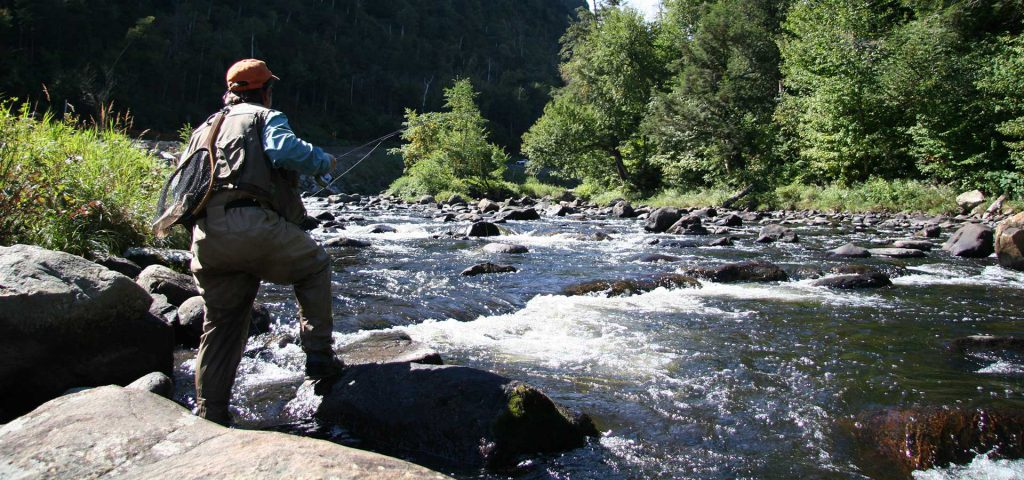 Fly fishing destinations across the amercias the new fly for New york fishing