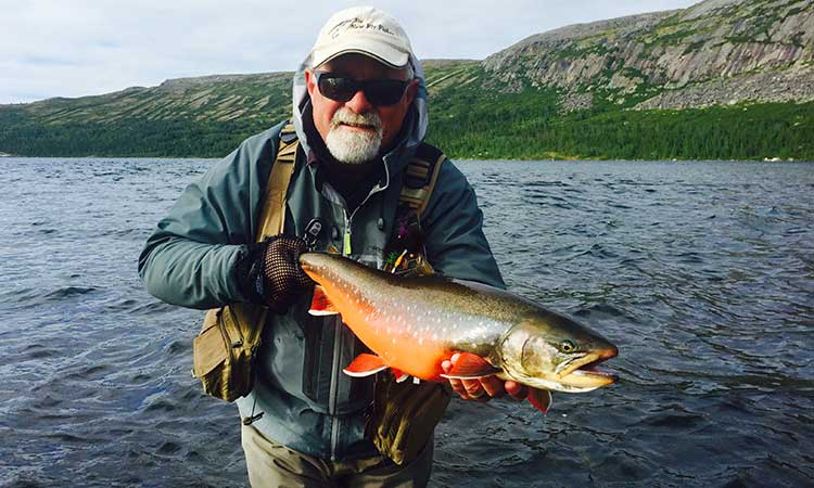 quebec canada fly fishing the new fly fisher