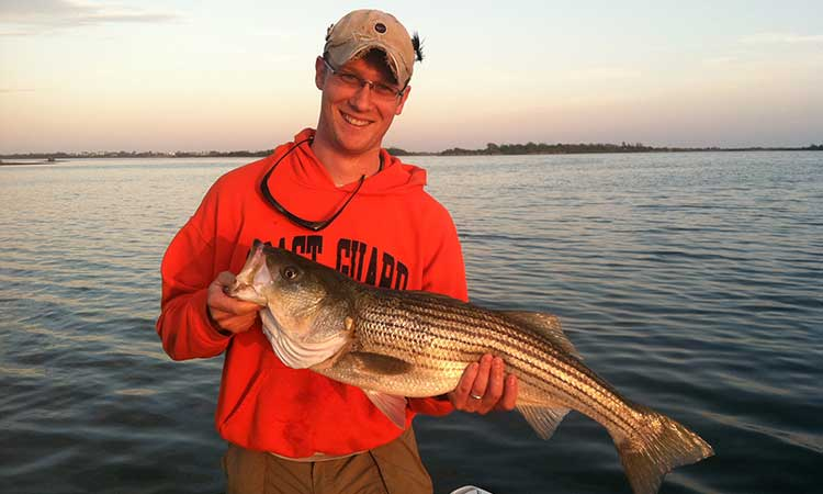 Rhode island united states fly fishing the new fly fisher for Best striper fishing spot in ri