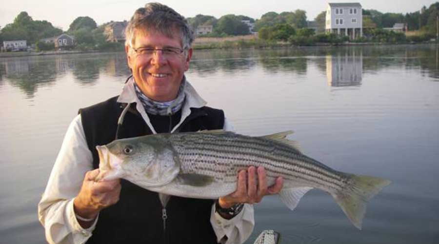 Skinny Waters Charters Rhode Island - The New Fly Fisher