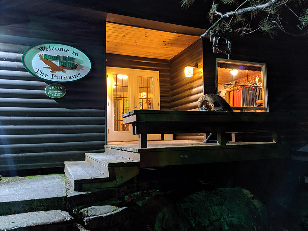 A World Class Fishery at Hawk Lake Lodge