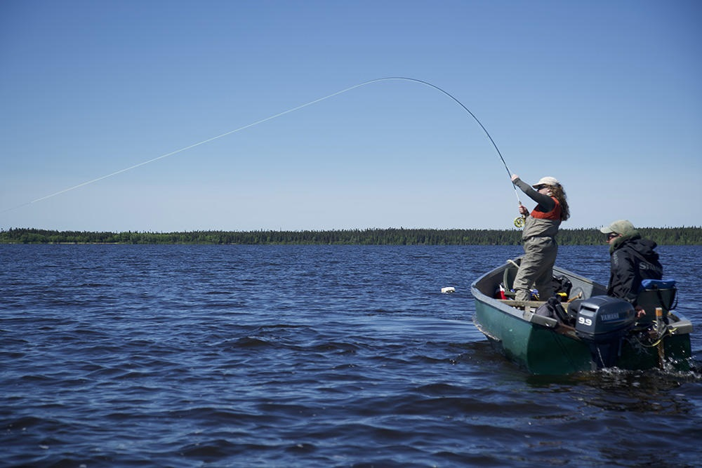 Kesagami Wilderness Lodge – a fly angler's dream